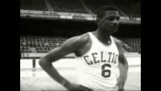 """Уильям Фелтон Расселл """"Самый Ценный Игрок НБА"""" 1958, 1961, 1962, 1963, 1965 годов"""