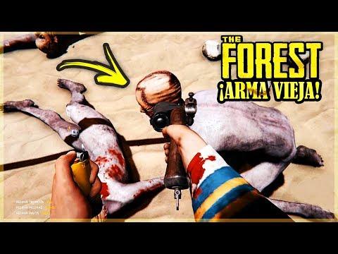 100% DE ARMA VIEJA *TODAS LAS PIEZAS* - THE FOREST