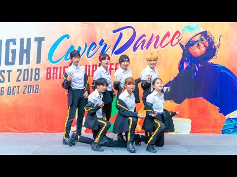 Download 180930 'Sven Ace' cover 'Boy In Luv+MIC Drop'(BTS) @ The Bright (Audition)