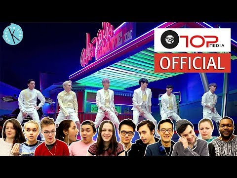 Classical Musicians React: Teen Top 'Ah-Ah'