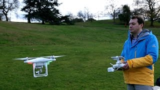 Drones of all shapes and sizes will be popular Christmas presents t...
