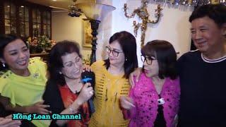 NS Bảo Quốc - Sinh Nhật 70 tuổi cùng dàn sao Việt quẩy cười té ghế | HongLoan