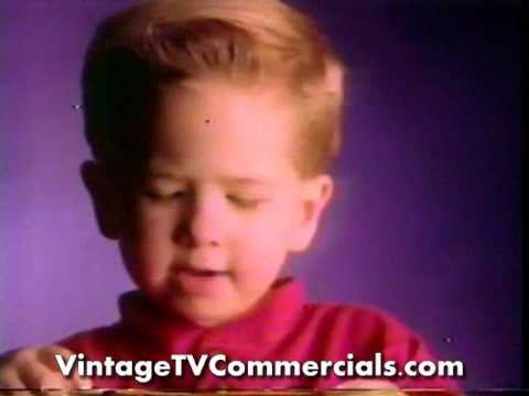 1992 Kraft Cheese Commercial with Haley Joel Osment