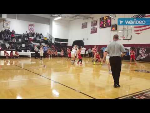 Naya Rivera #21 North Rockland High School