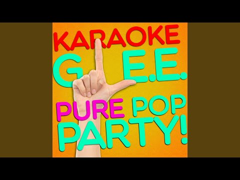 Lean on Me In the Style of Glee Cast Karaoke Version
