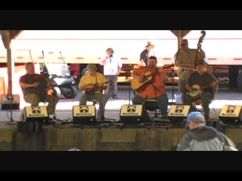 The Neighbors at MerleFest 2011--You Ain't Goin' Nowhere.wmv