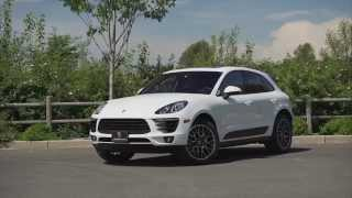 2015 Porsche Macan S Review - AutoNation