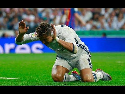 All Crazy Ronaldo Reactions When Messi Score Goals On El Clasico Messi Goal Rea