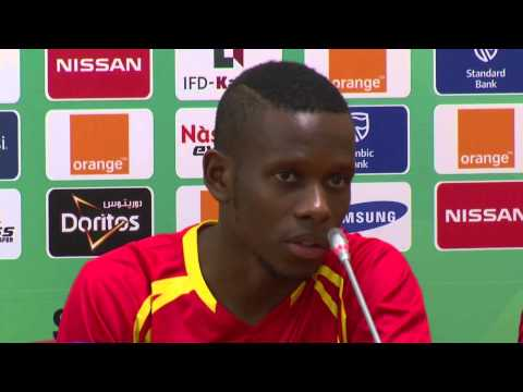 Guinée - Conférence de presse (23/01) - Orange Africa Cup of Nations, EQG 2015