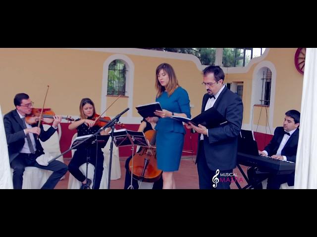 Musica bodas Murcia Aleluya Cohen - Soprano y tenor VERSIÓN ESPAÑOL