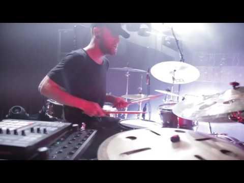 2017 Therapy Session Tour Drum Solo In LA