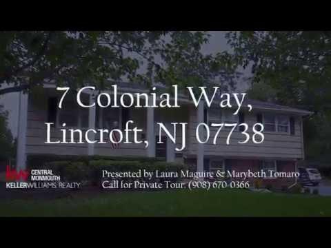 Homes for Sale Lincroft NJ | Keller Williams Realty NJ - Brent Cramp