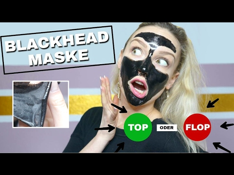 blackhead maske top oder flop live test i kristy ann butry youtube. Black Bedroom Furniture Sets. Home Design Ideas
