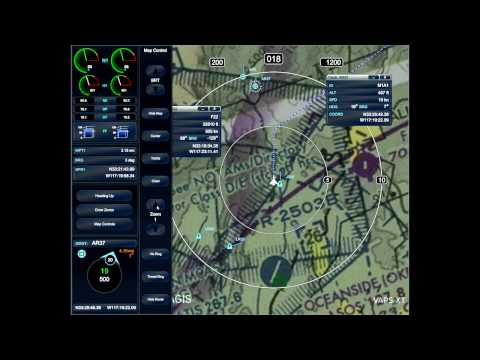 Tactical Navigation Demo featuring VAPS XT / STAGE