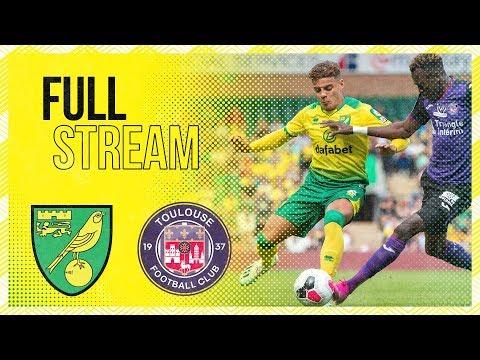 Norwich City V Toulouse | Live Stream