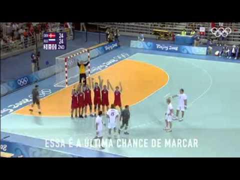 Mikkel Hansen, Olimpíadas gol magnífico