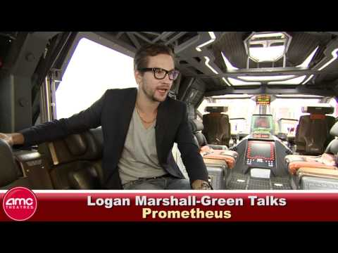 Logan MarshallGreen Talks Prometheus