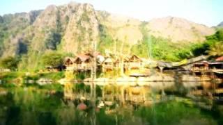 Vang Vieng - Vientiane วังเว�...