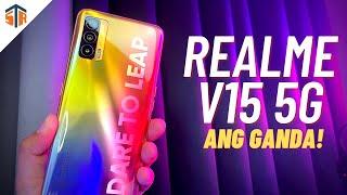 REALME V15 5G - Ang Gandang Phone Nito!