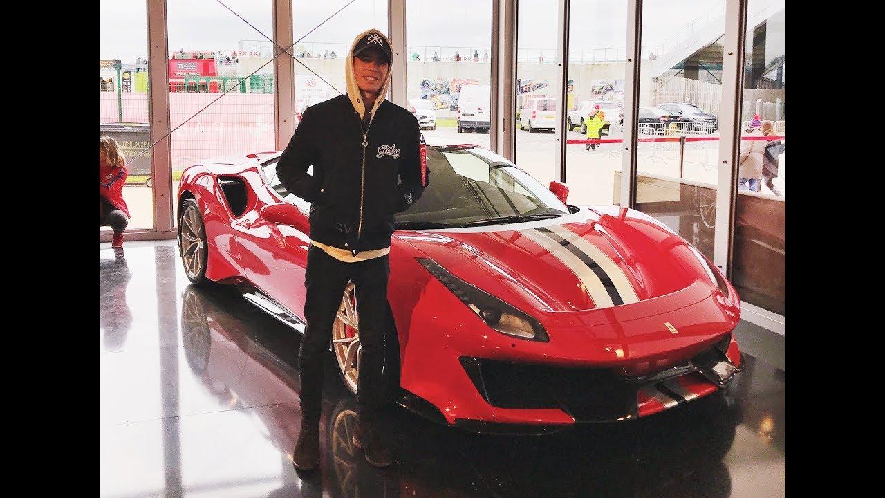 My Next Car ... Ferrari?!