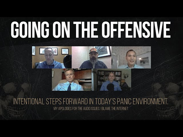 Going on the offensive