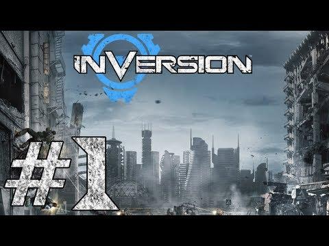 Inversion - Part 1: A Case of Vertigo (Walkthrough / Playthrough)