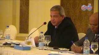 أخبار اليوم | خالد عبد العزيز : مشروعات الوزارة توقفت بسبب زيادة الأسعار
