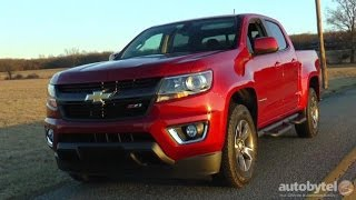 2016 Chevy Colorado Z71 Duramax Diesel Test Drive Video Review – Most Fuel Efficient Pickup Truck