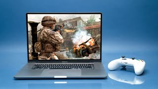 I've Been Gaming with the MacBook Pro 16