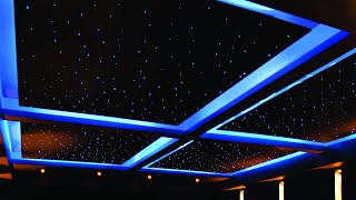 LED Ceiling Lights 25 Ideas - Bedroom, Living Room, Home Theater