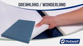 Outwell Dreamland and Wonderland (2019) | Innovative Family Camping Airbed