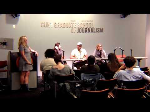 Social Journalism Alumni Panel: Audience Development and Engagement