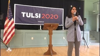 How Tulsi Won The Climate Change Townhall Without Being There We're upgrading our studio equipment so we can take this show on the road this election cycle. Please consider contributing $5 or $10 to our Go Fund Me to ..., From YouTubeVideos