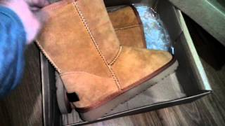 Review Botas Australianas UGG Aliexpress