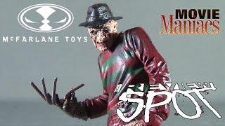 Throwback - McFarlane Toys Movie Maniacs A Nightmare on Elm Street Freddy Krueger