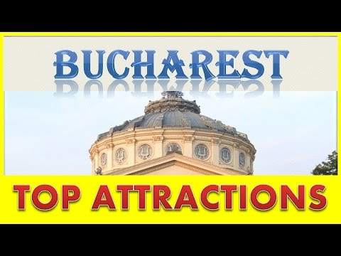 Bucharest Attractions: Things to do in Bucharest - The Little Paris