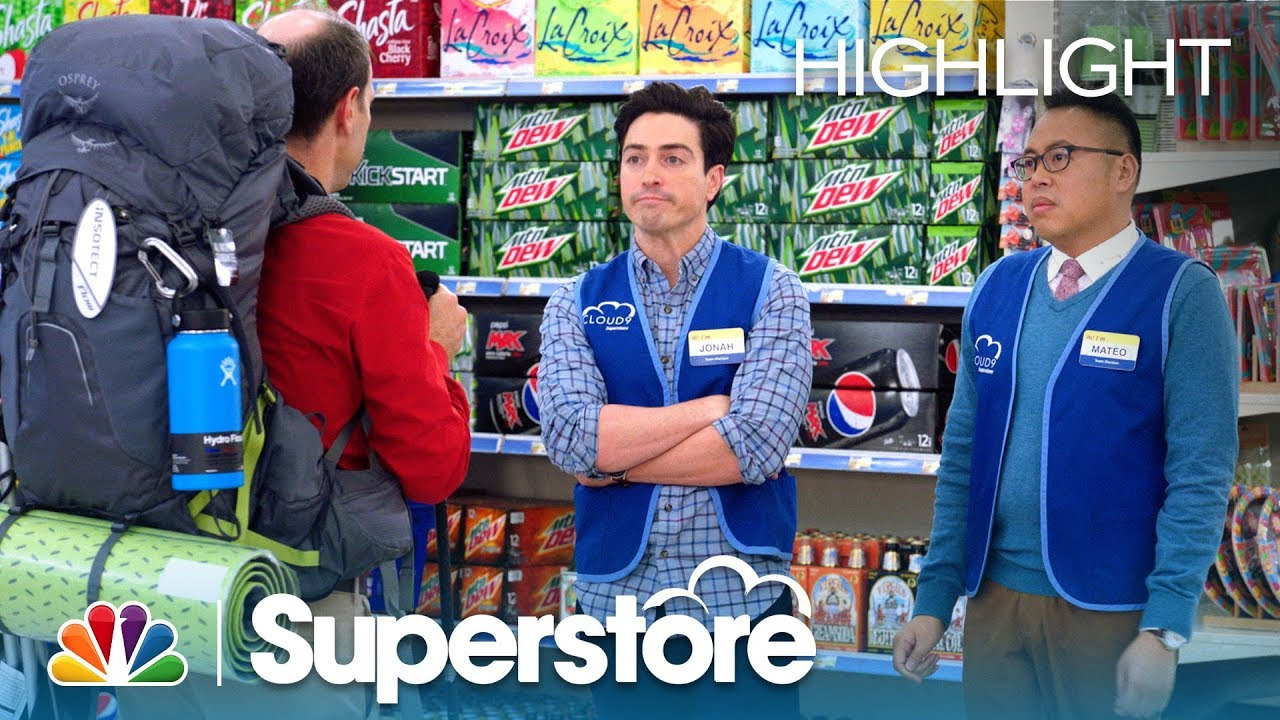 Download Superstore - Mateo and Jonah Play Good Cop, Bad Cop (Episode Highlight)