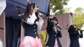 虹のコンキスタドール : 根本凪MC〜THE☆有頂天サマー!! @納豆フェスタ 2...