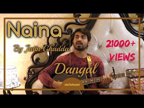 Naina   Dangal   Arijit Singh (Cover) - Jatin   Acoustic Guitar