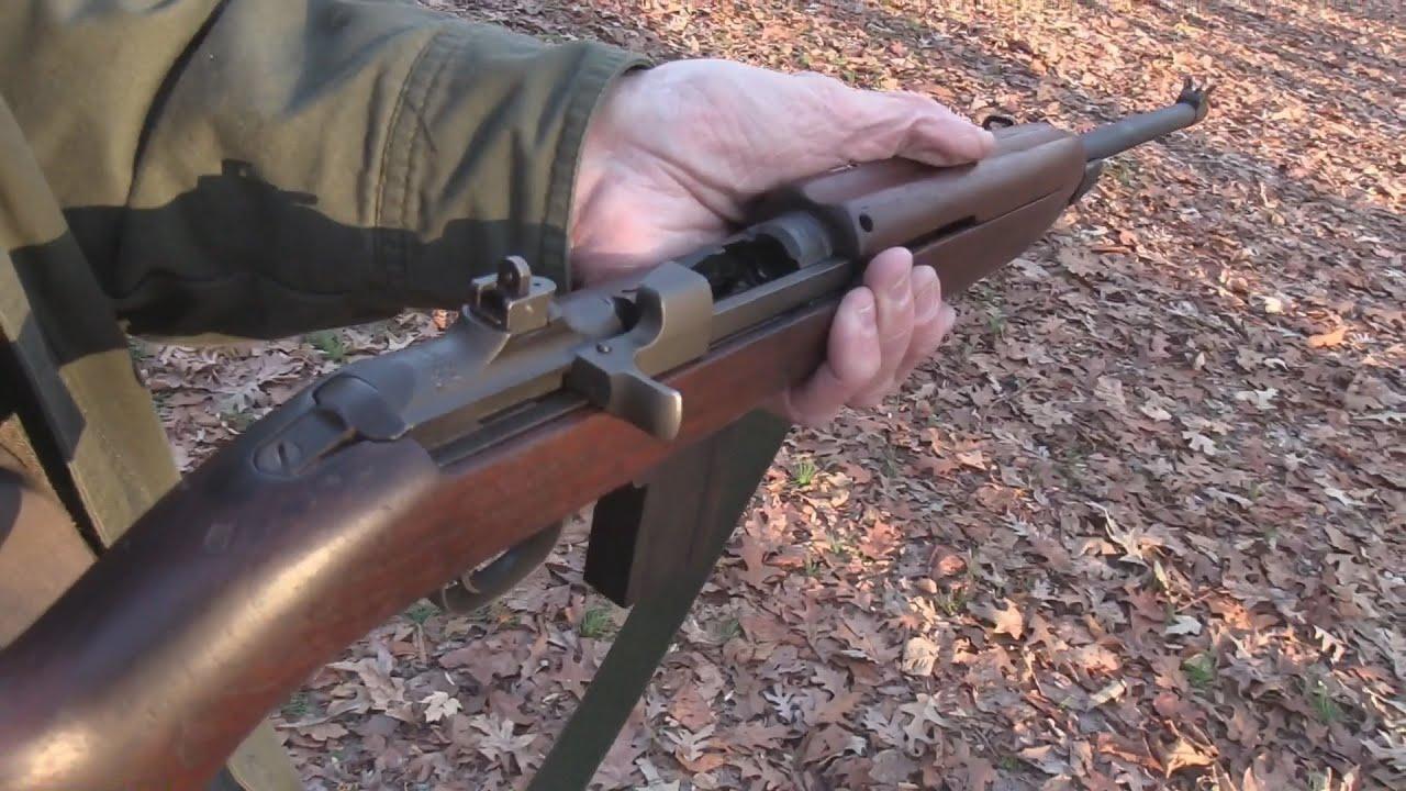 Inland M1 Carbine Range 2