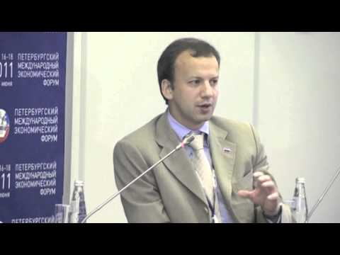 Global Sporting Events and the Spirit of a Nation - SPIEF 2011