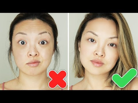 10 Clever Tricks To Look Good WITHOUT MAKEUP! thumbnail