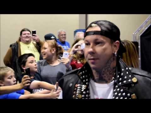 Shannon Moore Makes An Appearance At OSCW