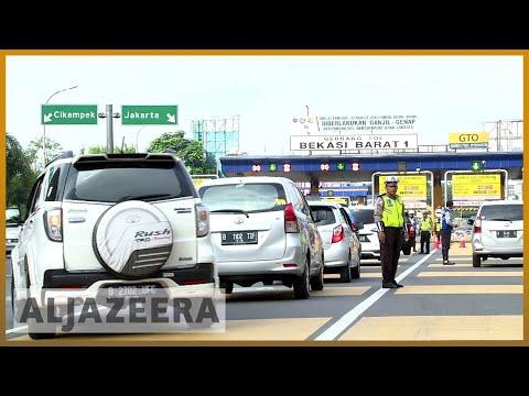 🇮🇩 Jakarta enforces odd-even traffic policy to counter jams | Al Jazeera English