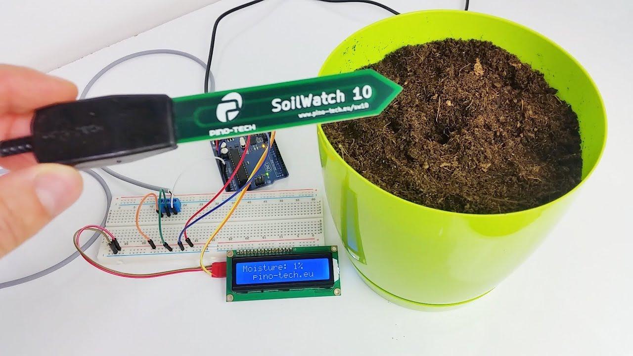 SoilWatch 10 - Soil Moisture Sensor | Indiegogo