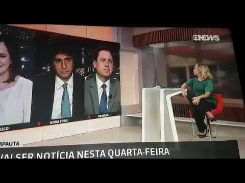 Jornalista da GloboNews faz piada com o 11 de setembro