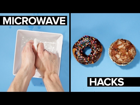 6 Easy Microwave Hacks You'll Actually Use
