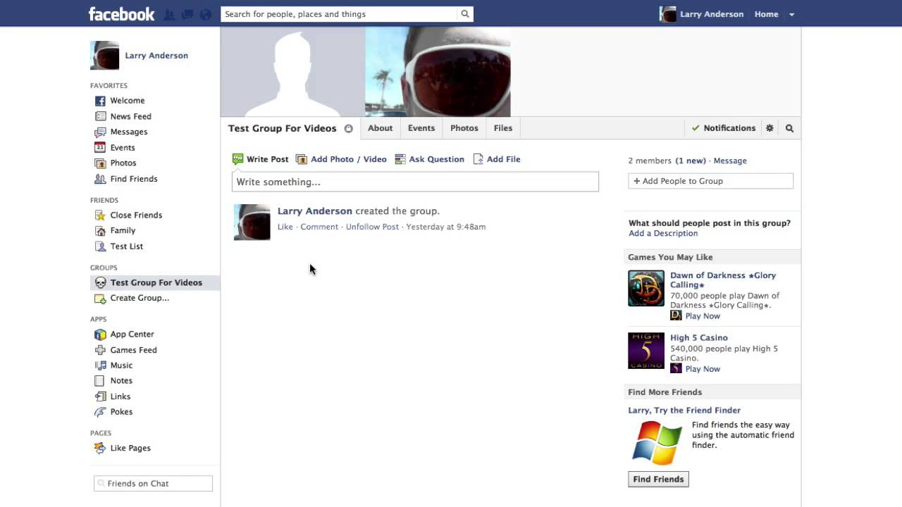 How to delete a facebook group youtube how to delete a facebook group ccuart Image collections