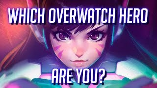 Which Overwatch Hero Are You? (Quiz)