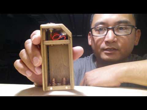 Custom Wood Box Mod v2
